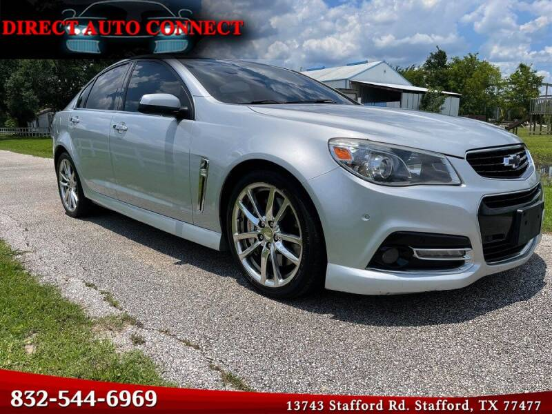 2014 Chevrolet SS for sale in Stafford, TX