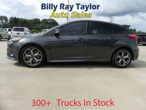 2016 Ford Focus for sale at Billy Ray Taylor Auto Sales in Cullman AL