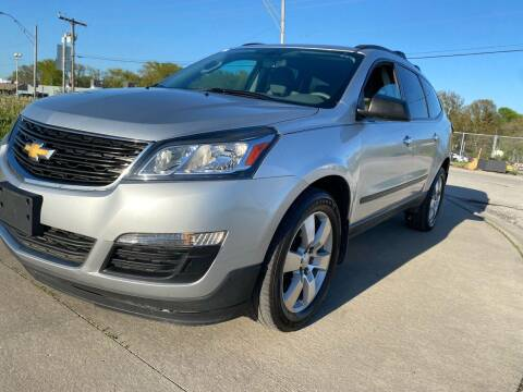 2015 Chevrolet Traverse for sale at Xtreme Auto Mart LLC in Kansas City MO