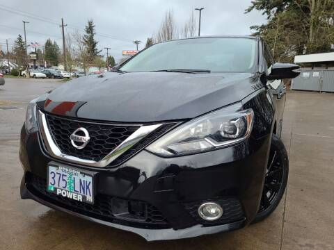 2019 Nissan Sentra for sale at A1 Group Inc in Portland OR