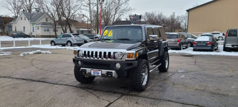 2009 HUMMER H3 for sale at Bibian Brothers Auto Sales & Service in Joliet IL