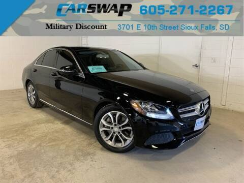2016 Mercedes-Benz C-Class for sale at CarSwap in Sioux Falls SD