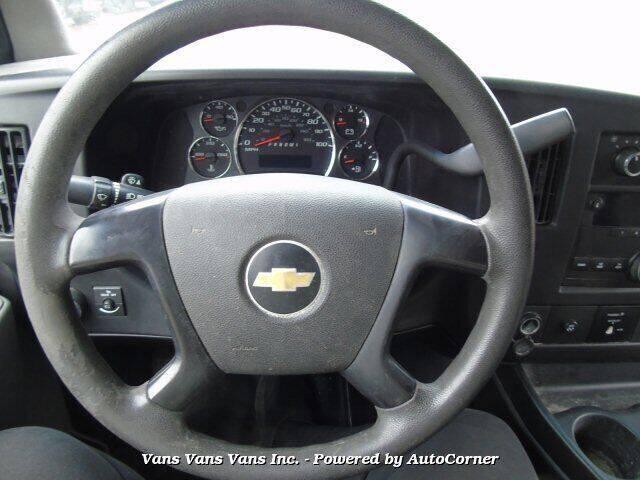 2011 Chevrolet Express Cargo 2500 3dr Cargo Van w/ 1WT - Blauvelt NY