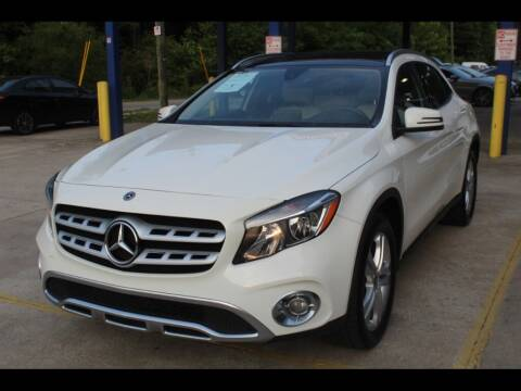 2018 Mercedes-Benz GLA for sale at Inline Auto Sales in Fuquay Varina NC