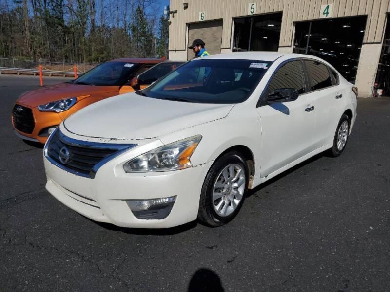 2014 Nissan Altima for sale at Fletcher Auto Sales in Augusta GA