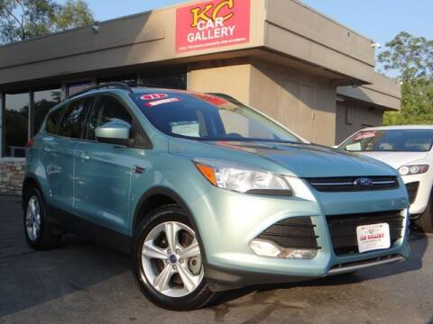 2013 Ford Escape for sale at KC Car Gallery in Kansas City KS