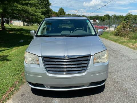 2010 Chrysler Town and Country for sale at Speed Auto Mall in Greensboro NC