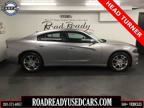 2016 Dodge Charger for sale at Road Ready Used Cars in Ansonia CT