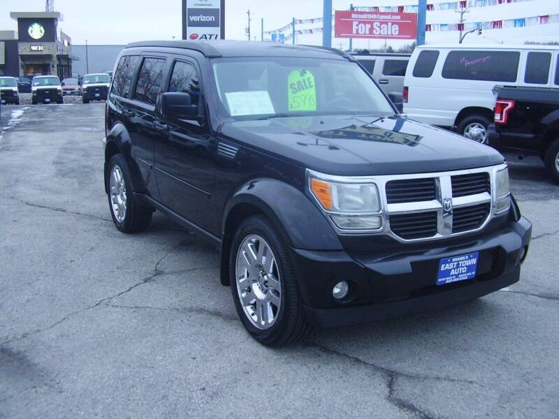 2007 Dodge Nitro for sale at East Town Auto in Green Bay WI