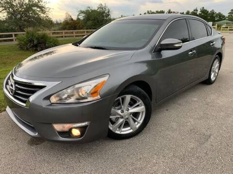 2014 Nissan Altima for sale at Deerfield Automall in Deerfield Beach FL