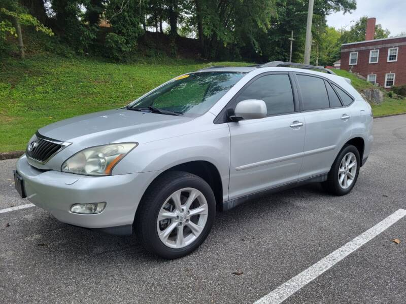 2009 Lexus RX 350 for sale at Thompson Auto Sales Inc in Knoxville TN