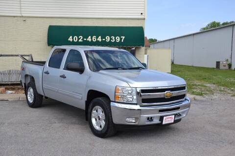 2012 Chevrolet Silverado 1500 for sale at Eastep's Wheels in Lincoln NE