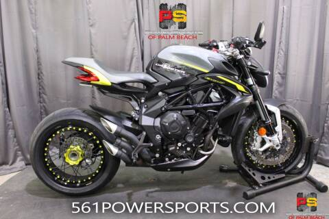 2019 MV Agusta Dragster 800 RR for sale at Powersports of Palm Beach in Hollywood FL