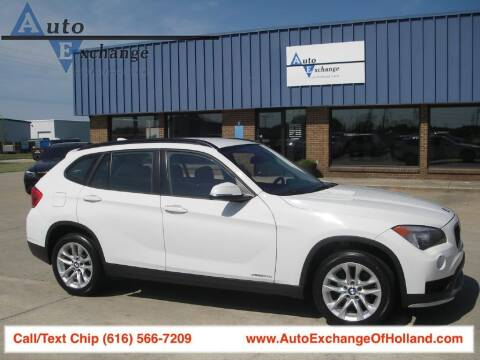 2015 BMW X1 for sale at Auto Exchange Of Holland in Holland MI