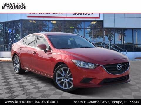 2017 Mazda MAZDA6 for sale at Brandon Mitsubishi in Tampa FL