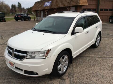 2010 Dodge Journey for sale at MOTORS N MORE in Brainerd MN