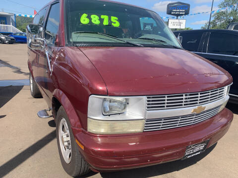 2004 Chevrolet Astro for sale at City Center Cars and Trucks in Roseburg OR