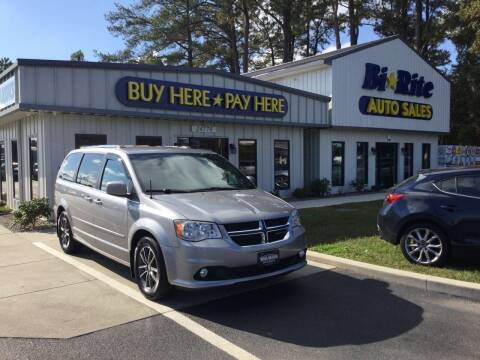 2016 Dodge Grand Caravan for sale at Bi Rite Auto Sales in Seaford DE