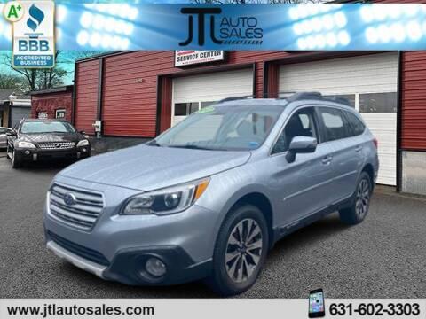 2017 Subaru Outback for sale at JTL Auto Inc in Selden NY