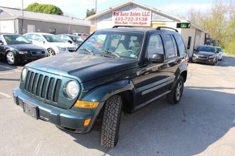 2005 Jeep Liberty for sale at SAI Auto Sales - Used Cars in Johnson City TN