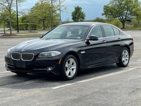 2013 BMW 5 Series for sale at Schaumburg Motor Cars in Schaumburg IL