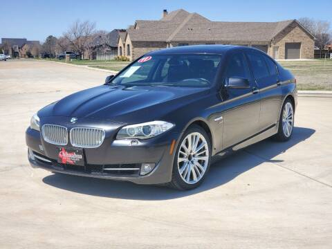 2011 BMW 5 Series for sale at Chihuahua Auto Sales in Perryton TX