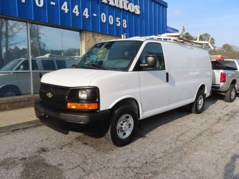 2015 Chevrolet Express Cargo for sale at Southern Auto Solutions - 1st Choice Autos in Marietta GA