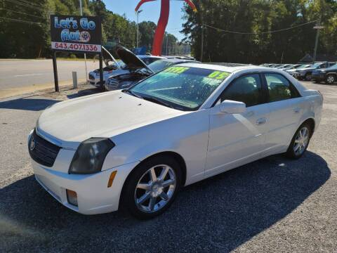 2005 Cadillac CTS for sale at Let's Go Auto in Florence SC