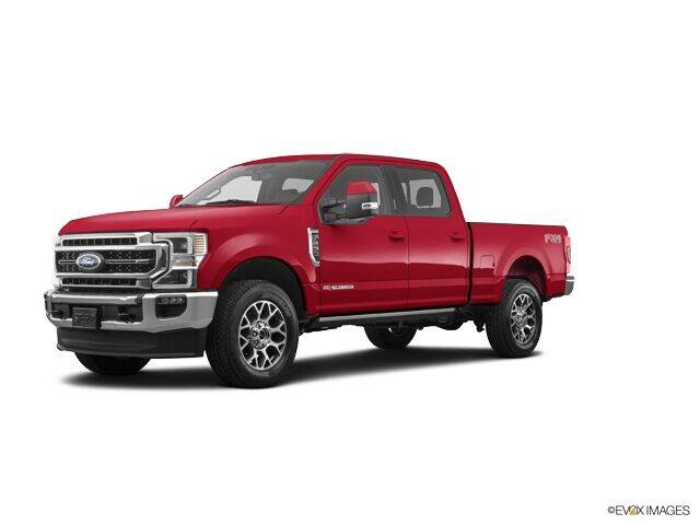 2021 Ford F-250 Super Duty for sale at FOWLERVILLE FORD in Fowlerville MI