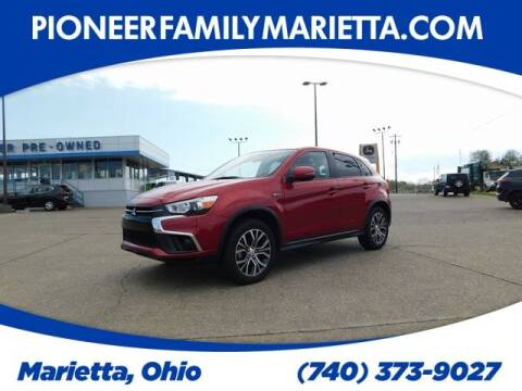 2019 Mitsubishi Outlander Sport for sale at Pioneer Family preowned autos in Williamstown WV
