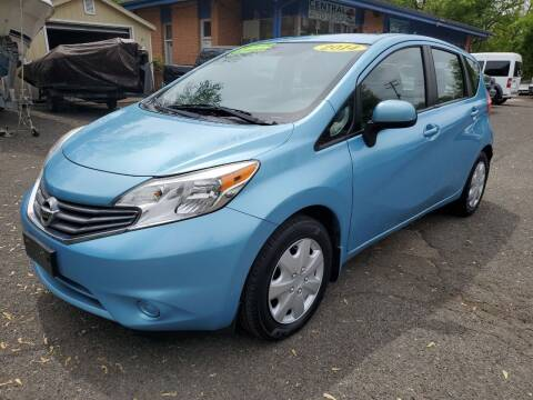 2014 Nissan Versa Note for sale at CENTRAL AUTO GROUP in Raritan NJ