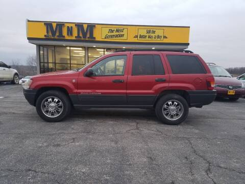 2004 Jeep Grand Cherokee for sale at MnM The Next Generation in Jefferson City MO