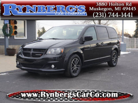 2019 Dodge Grand Caravan for sale at Rynbergs Car Co in Muskegon MI