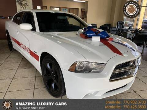 2014 Dodge Charger for sale at Amazing Luxury Cars in Snellville GA