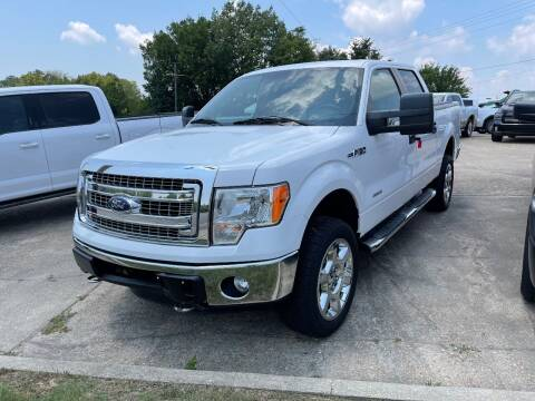 2013 Ford F-150 for sale at Greg's Auto Sales in Poplar Bluff MO