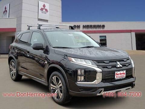 2020 Mitsubishi Outlander Sport for sale at DON HERRING MITSUBISHI in Irving TX