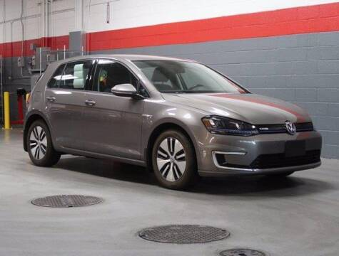2015 Volkswagen e-Golf for sale at CU Carfinders in Norcross GA