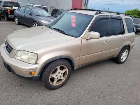 2001 Honda CR-V for sale at JG Motors in Worcester MA