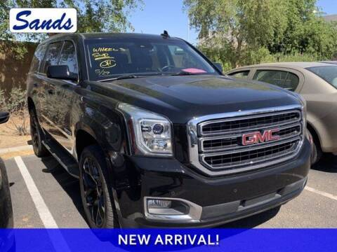2017 GMC Yukon for sale at Sands Chevrolet in Surprise AZ