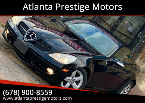 2006 Mercedes-Benz SLK for sale at Atlanta Prestige Motors in Decatur GA