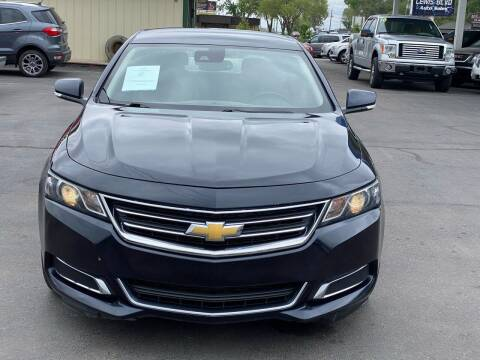 2014 Chevrolet Impala for sale at Lewis Blvd Auto Sales in Sioux City IA
