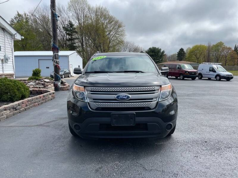 2014 Ford Explorer for sale at EXPO AUTO GROUP in Perry OH