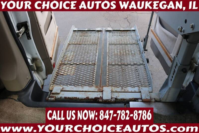 2004 Chevrolet Express Cargo for sale at Your Choice Autos - Waukegan in Waukegan IL