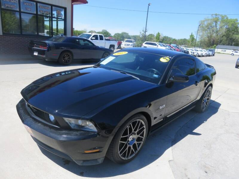 2012 Ford Mustang for sale at Azteca Auto Sales LLC in Des Moines IA