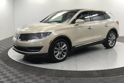 2018 Lincoln MKX for sale at Stephen Wade Pre-Owned Supercenter in Saint George UT