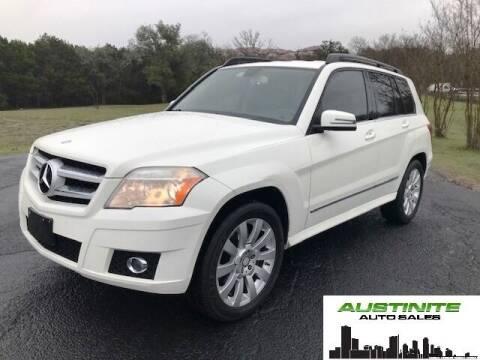 2012 Mercedes-Benz GLK for sale at Austinite Auto Sales in Austin TX