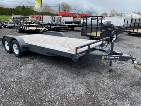 2019 Belmont CH818-7K for sale at Smart Choice 61 Trailers in Shoemakersville PA