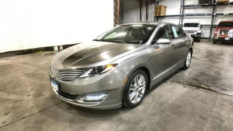 2015 Lincoln MKZ for sale at Waconia Auto Detail in Waconia MN