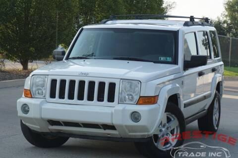 2006 Jeep Commander for sale at Prestige Trade Inc in Philadelphia PA