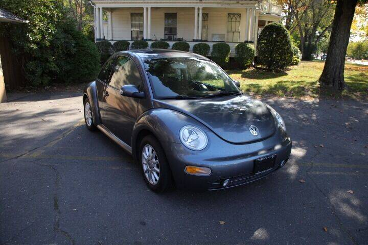 2004 Volkswagen New Beetle for sale at FENTON AUTO SALES in Westfield MA
